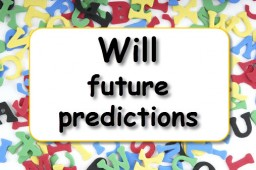 ​Future Predictions