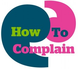 Complaints Useful Phrases