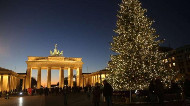 Weihnachten in Deutschland — Themen — Изучаем иностранные языки.